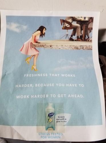 secret ad